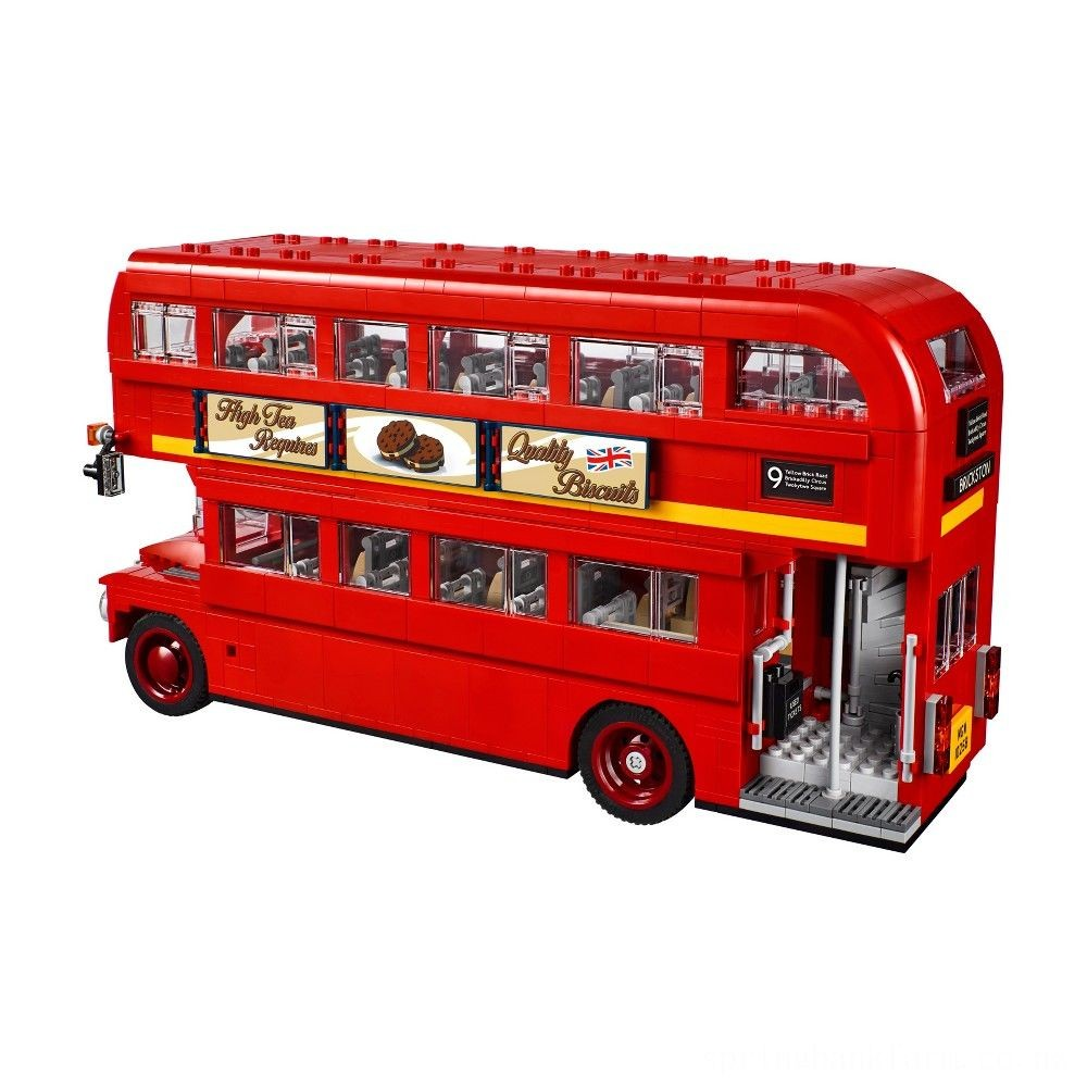 LEGO Creator Expert London Bus 10258 Deal