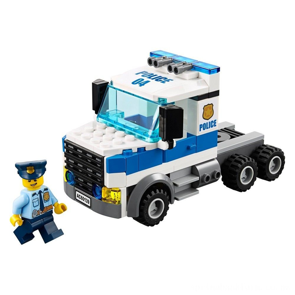 LEGO City Police Mobile Command Center 60139 Deal