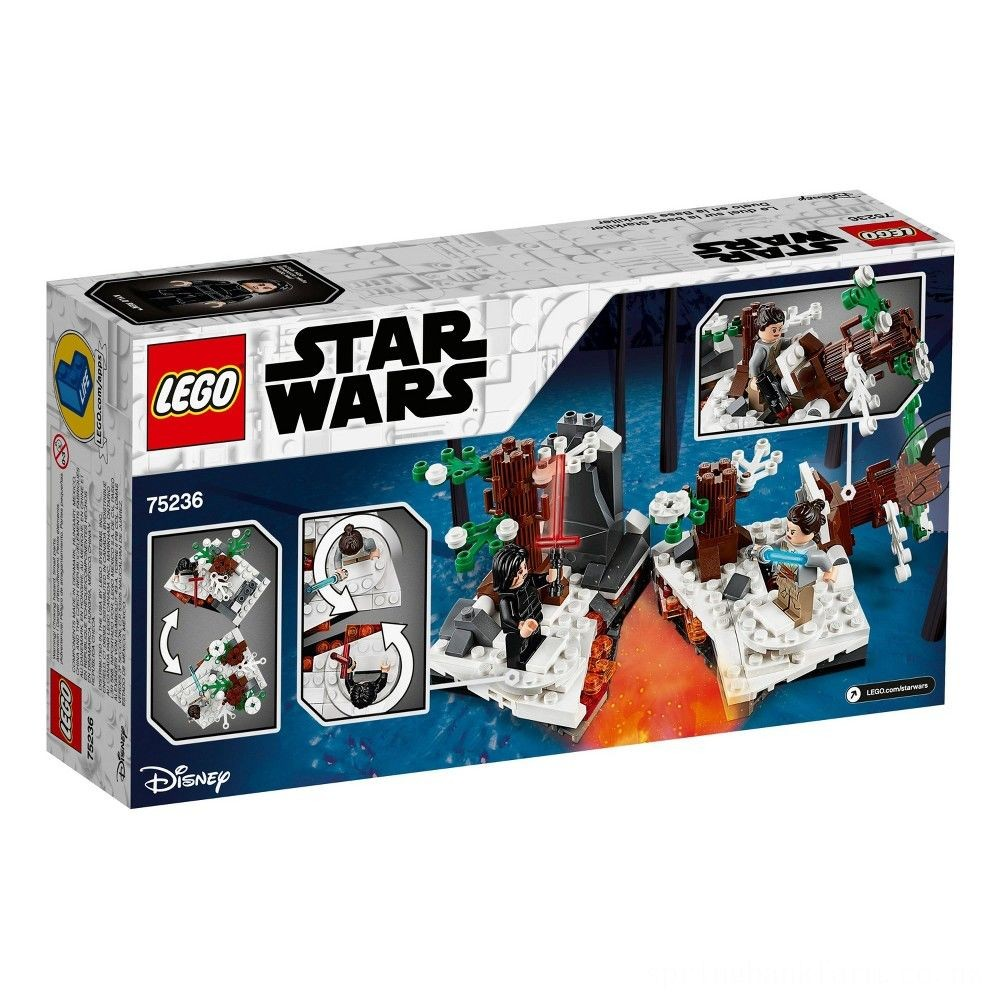 LEGO Star Wars Duel on Starkiller Base 75236 Deal