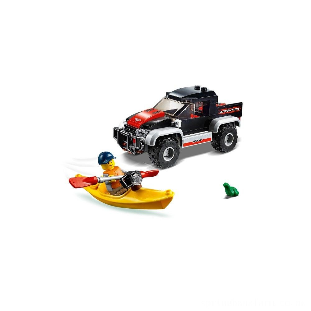 LEGO City Kayak Adventure 60240 Deal