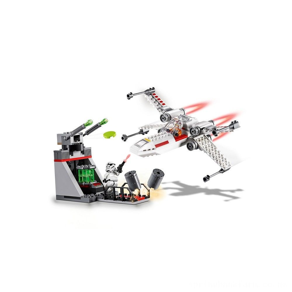 LEGO Star Wars X-Wing Starfighter Trench Run 75235 Deal