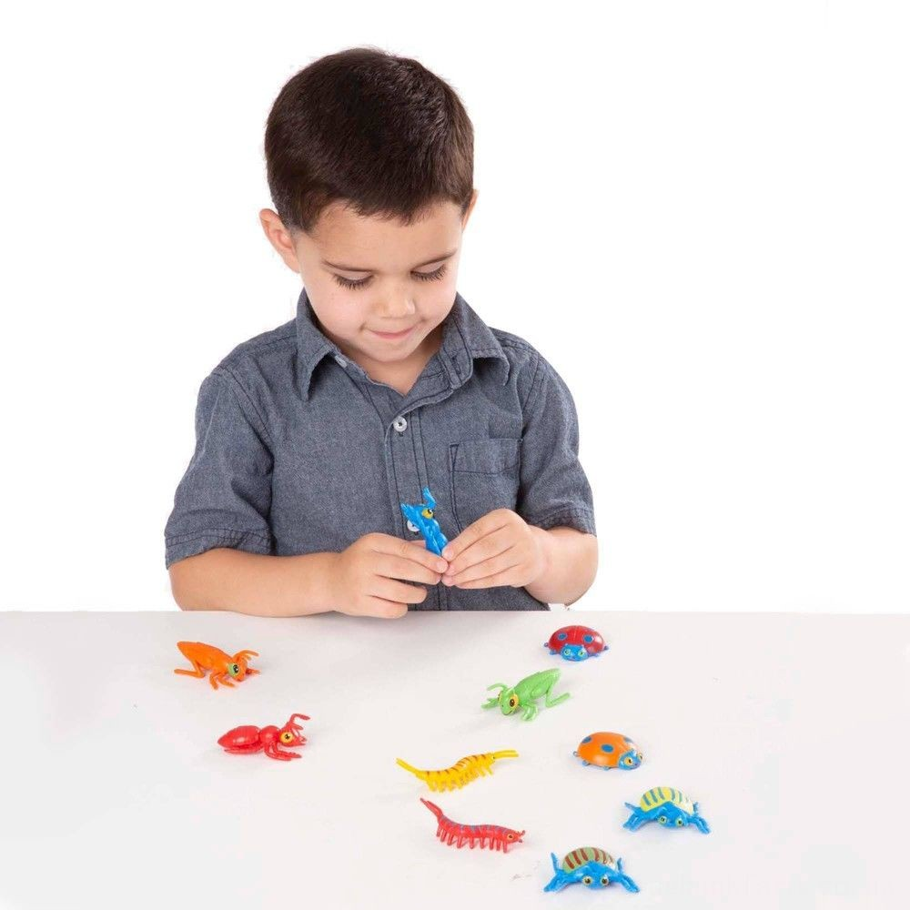 Melissa & Doug Outdoor Critter Bundle - Snakes, Lizards and Bugs Deal