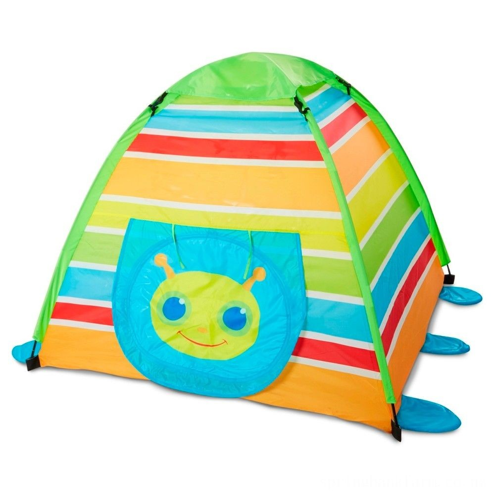 Melissa & Doug Giddy Buggy Camping Tent Deal