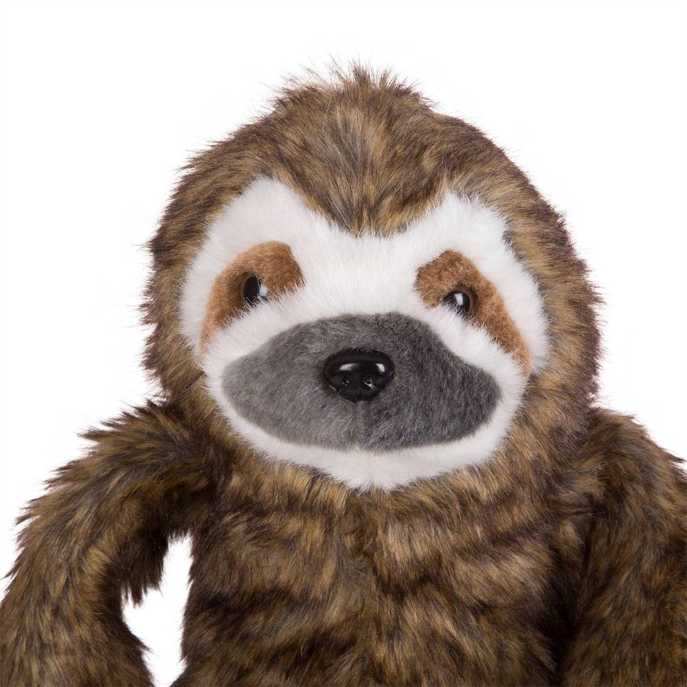 Melissa & Doug Stuffed Animal Sloth Deal