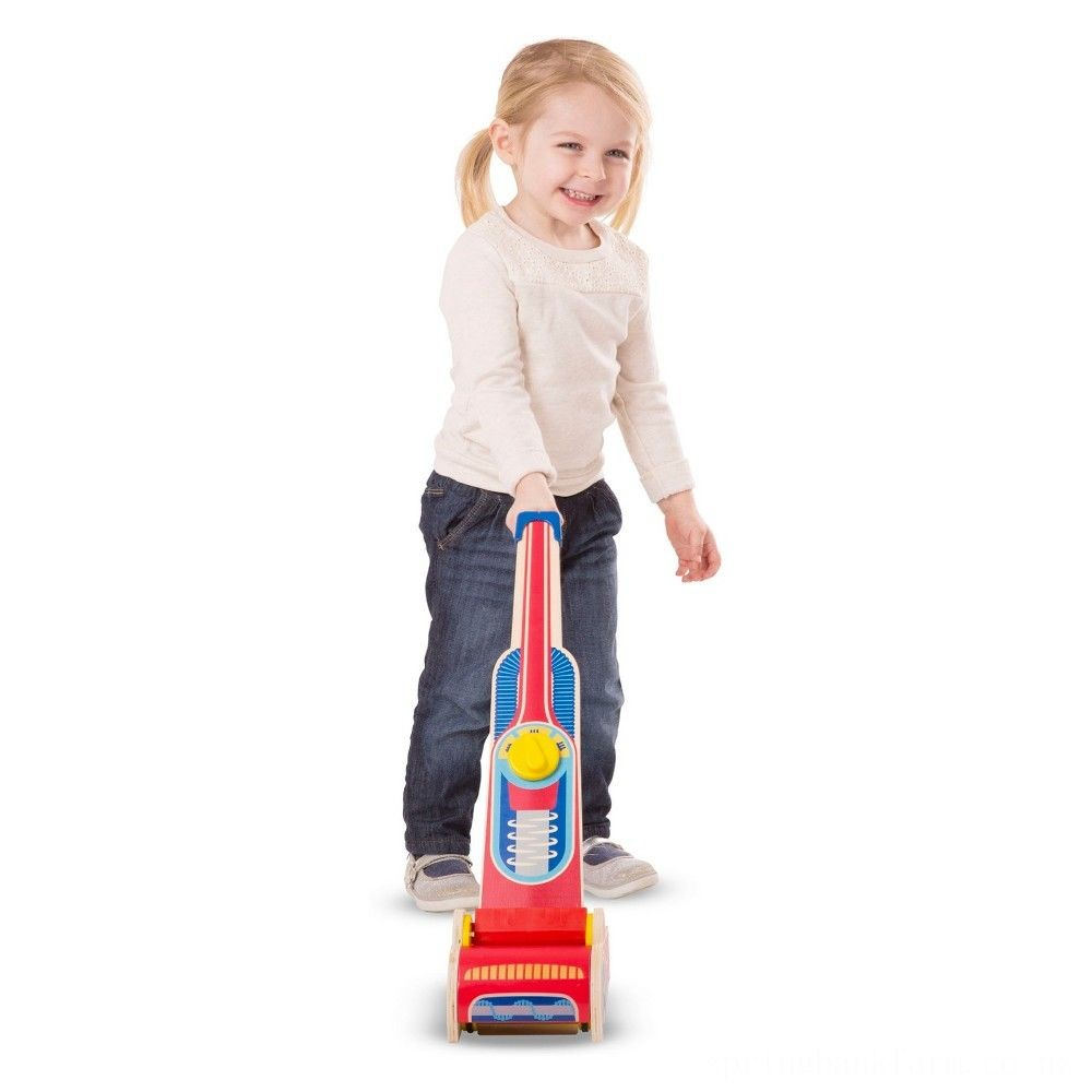 Melissa & Doug Vacuum, housekeeping toys Deal