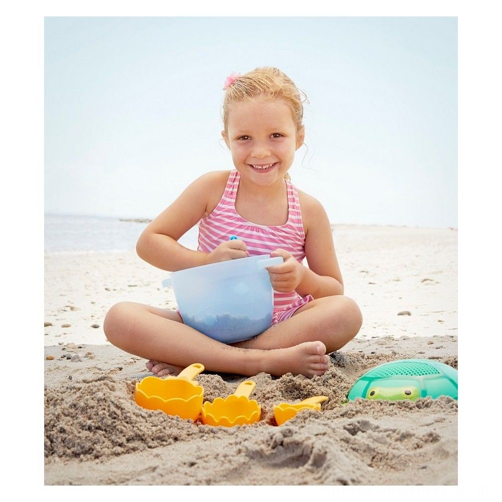 Melissa & Doug Seaside Sidekicks Sand Baking Set Deal