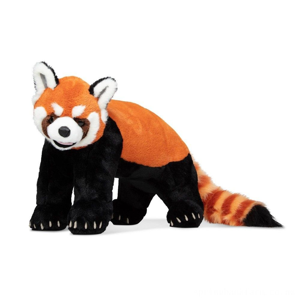 Black Friday 2020 Melissa & Doug Red Panda Deal