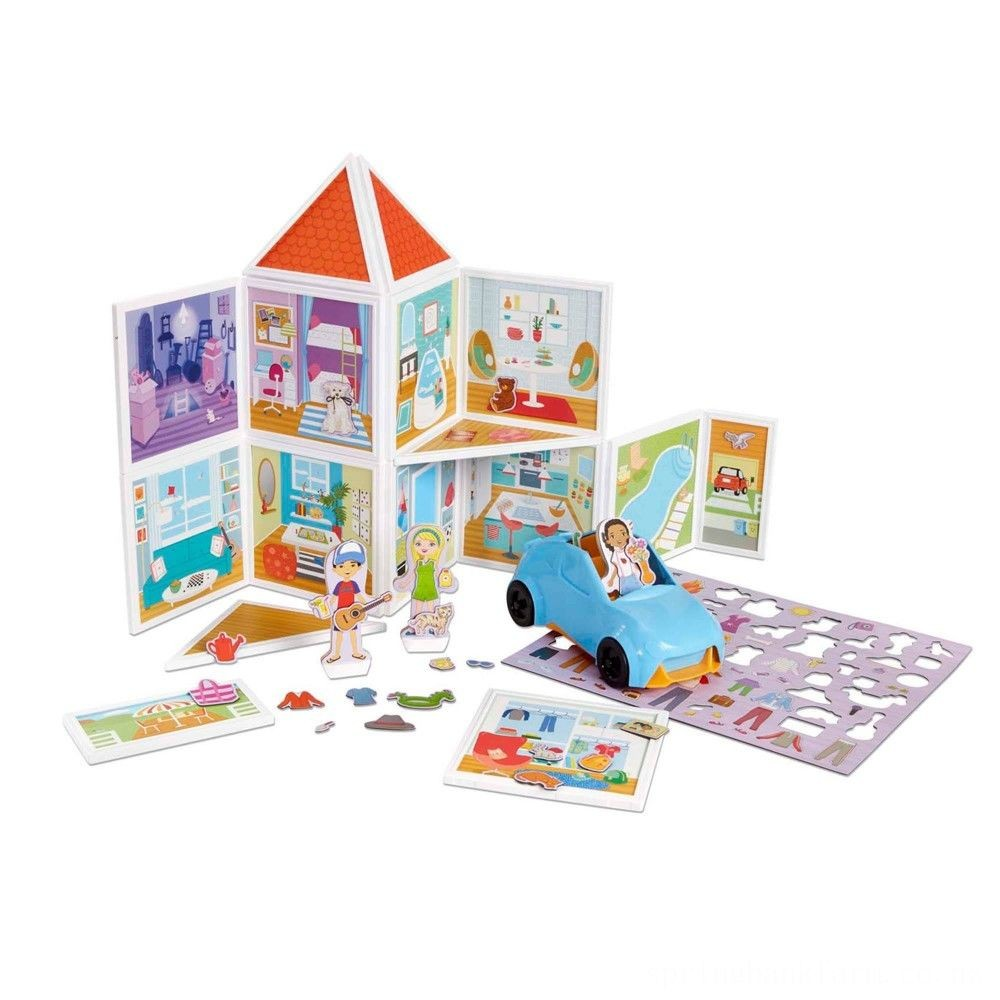 Black Friday 2020 Melissa & Doug Magnetivity - Our House Deal