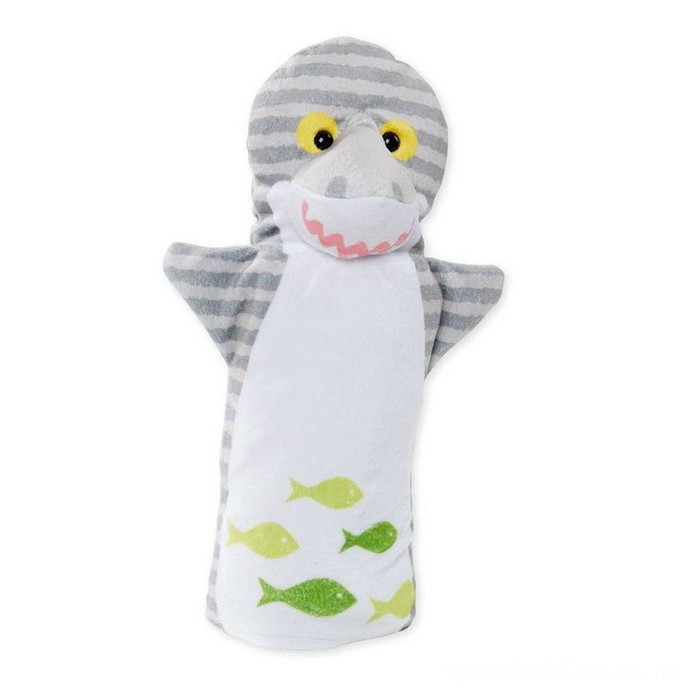 Melissa & Doug Sea Life Friends Hand Puppets Deal