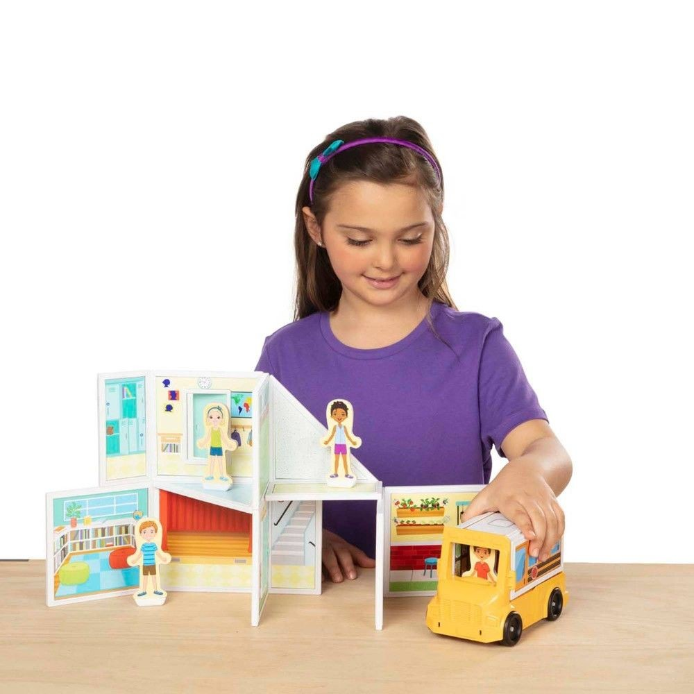 Melissa & Doug Magnetivity - School Deal
